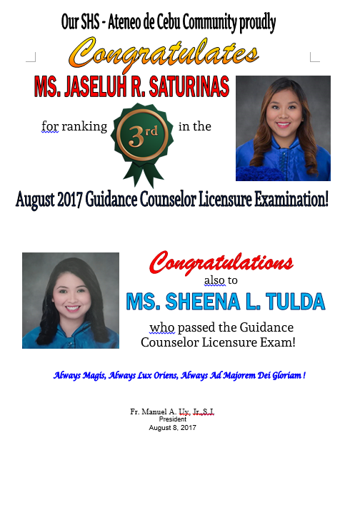 Guidance Counselor Licensure Exam 2017