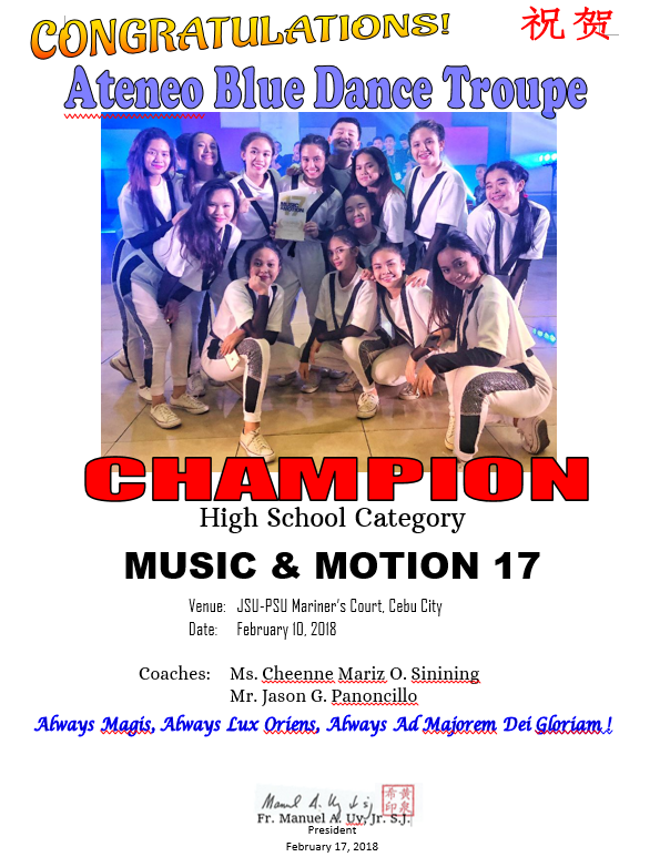 Music and Motion 17