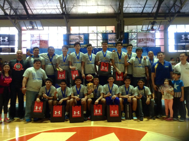 SHS-Ateneo is NBTC National Champion