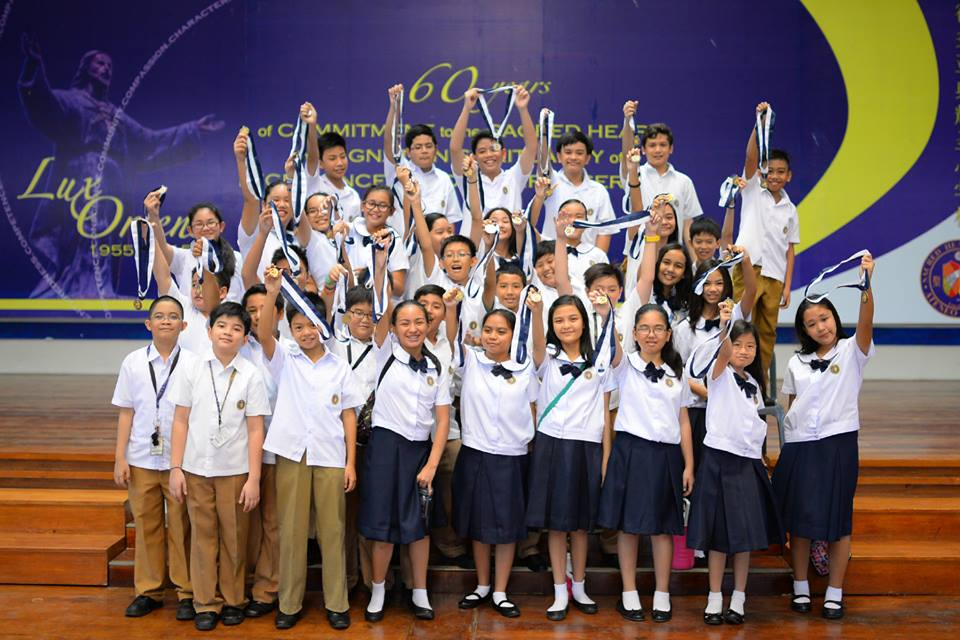 Grade School Honors' Assembly