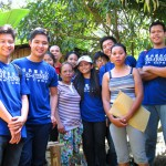 MAGIS OUTREACH IN BRGY. TABUNAN