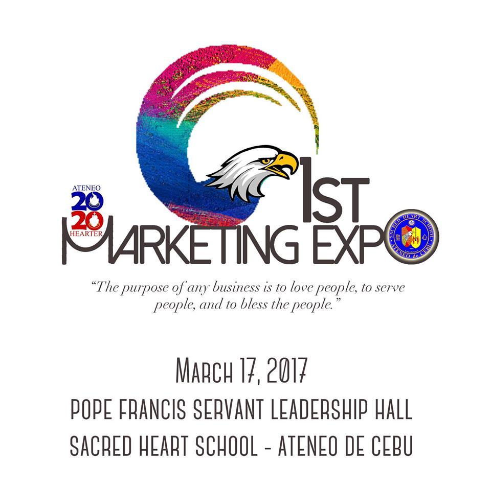 Sacred Heart School – Ateneo de Cebu holds 1st Marketing Expo