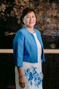 Mrs. Evelyn P. Latonio