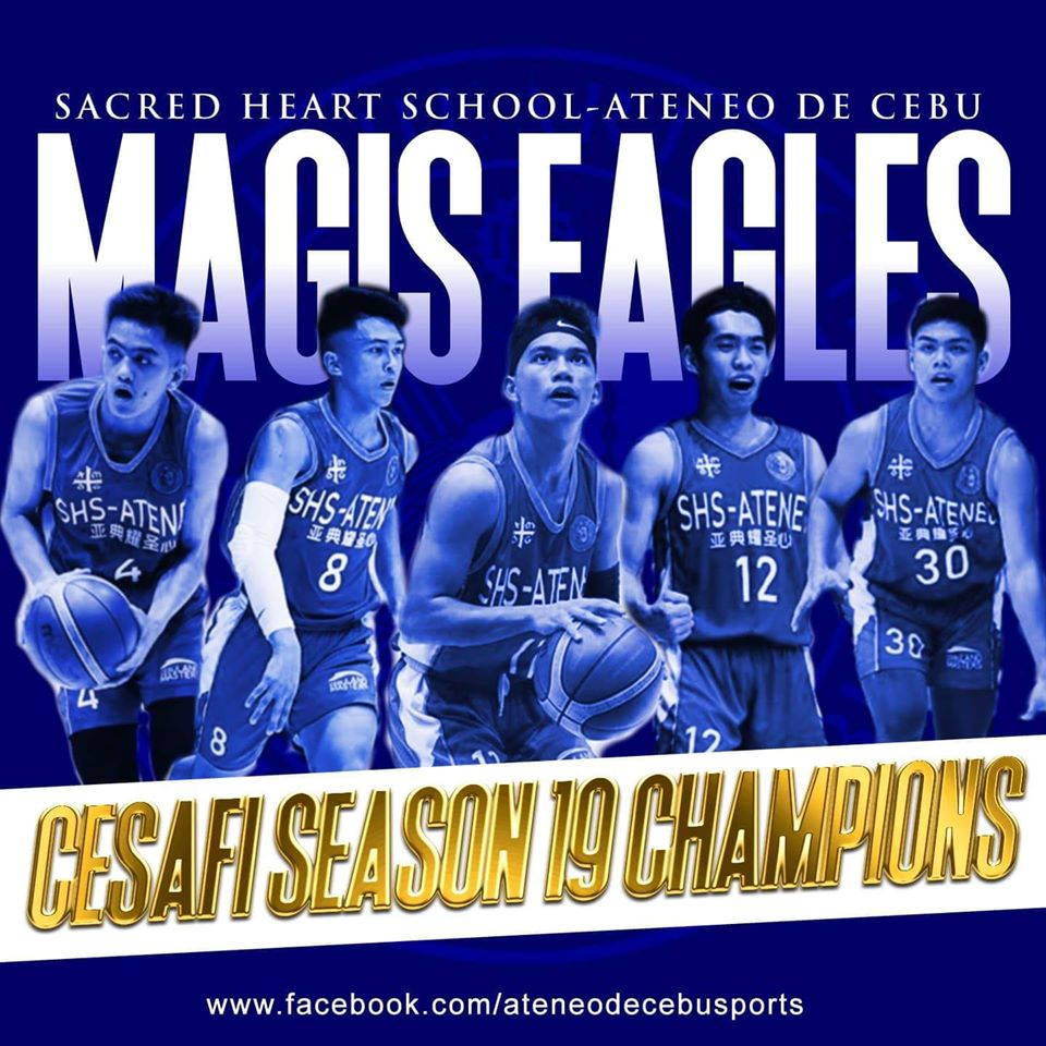2019 CESAFI High School Basketball Champions
