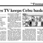 Magis Eagles TV keeps Cebu basketball abuzz