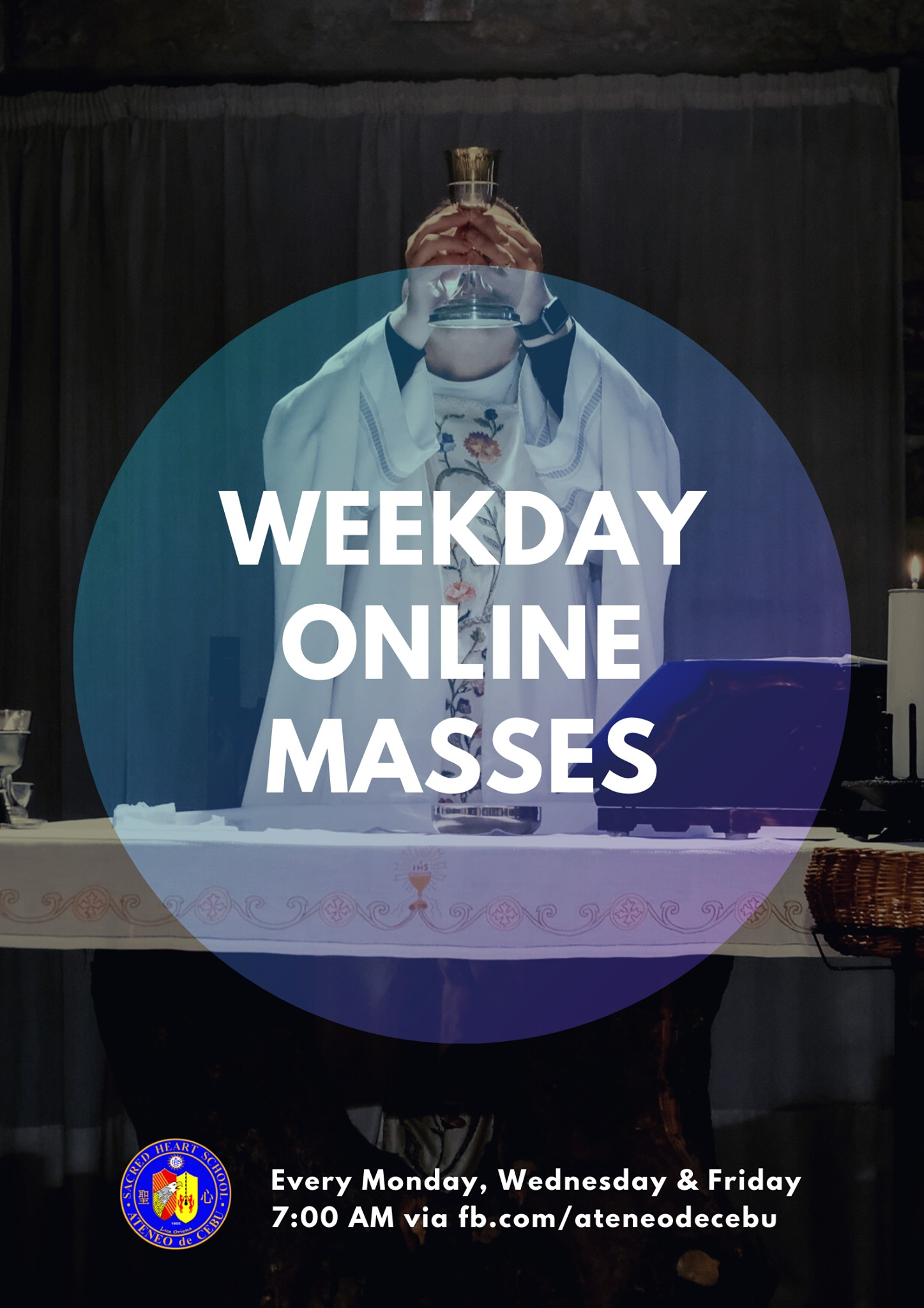 Online Masses Start