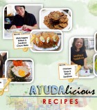 Collage of Recipes from Teachers 1