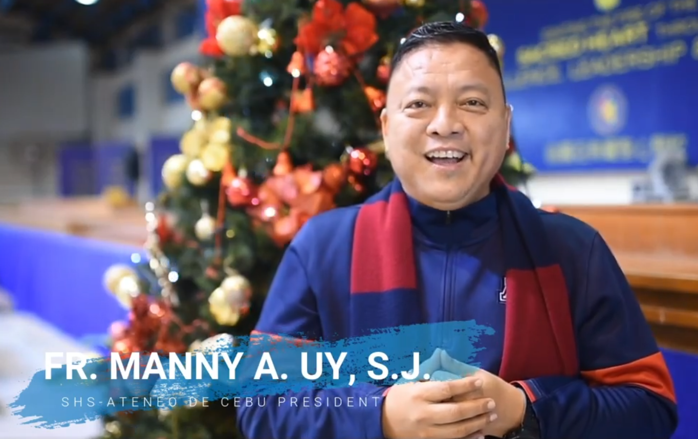 Fr. Manny shares his message of hope and light transcending the darkest of times.